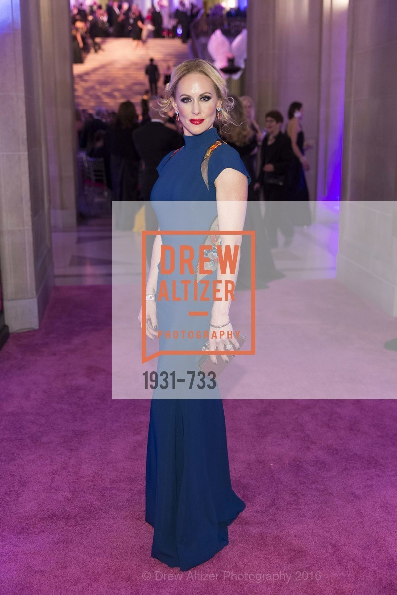 Holly Hollenbeck, San Francisco Ballet 2016 Opening Night Gala, San Francisco City Hall. 1 Dr Carlton B Goodlett Pl, January 21st, 2016,Drew Altizer, Drew Altizer Photography, full-service agency, private events, San Francisco photographer, photographer california