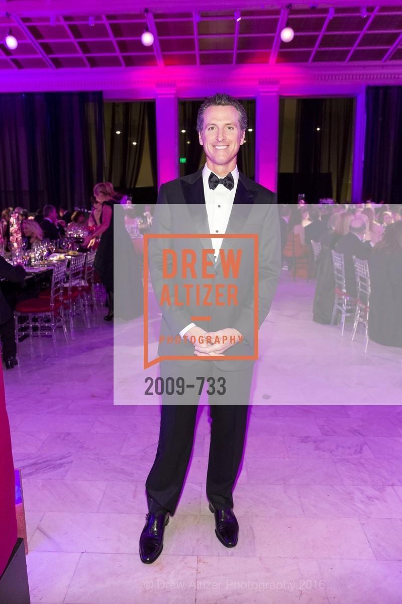 Gavin Newsom, Photo #2009-733