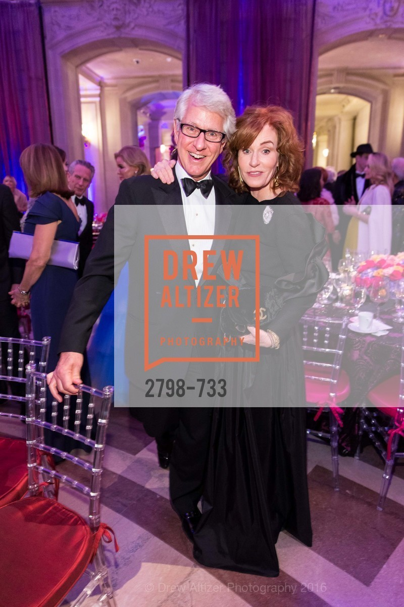 Jeff Hays, Brenda Jewett, San Francisco Ballet 2016 Opening Night Gala, San Francisco City Hall. 1 Dr Carlton B Goodlett Pl, January 21st, 2016,Drew Altizer, Drew Altizer Photography, full-service agency, private events, San Francisco photographer, photographer california