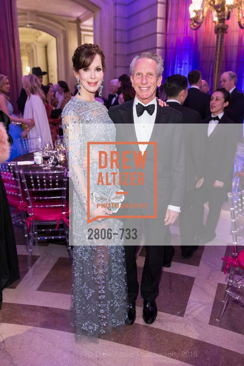 Stephanie Marver, Jim Marver, San Francisco Ballet 2016 Opening Night Gala, San Francisco City Hall. 1 Dr Carlton B Goodlett Pl, January 21st, 2016,Drew Altizer, Drew Altizer Photography, full-service event agency, private events, San Francisco photographer, photographer California