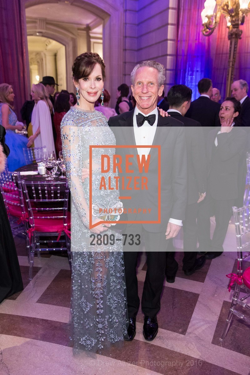 Stephanie Marver, Jim Marver, San Francisco Ballet 2016 Opening Night Gala, San Francisco City Hall. 1 Dr Carlton B Goodlett Pl, January 21st, 2016,Drew Altizer, Drew Altizer Photography, full-service agency, private events, San Francisco photographer, photographer california
