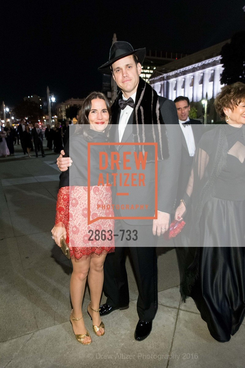 Nicola Miner, Robert Mailer Anderson, San Francisco Ballet 2016 Opening Night Gala, San Francisco City Hall. 1 Dr Carlton B Goodlett Pl, January 21st, 2016,Drew Altizer, Drew Altizer Photography, full-service agency, private events, San Francisco photographer, photographer california