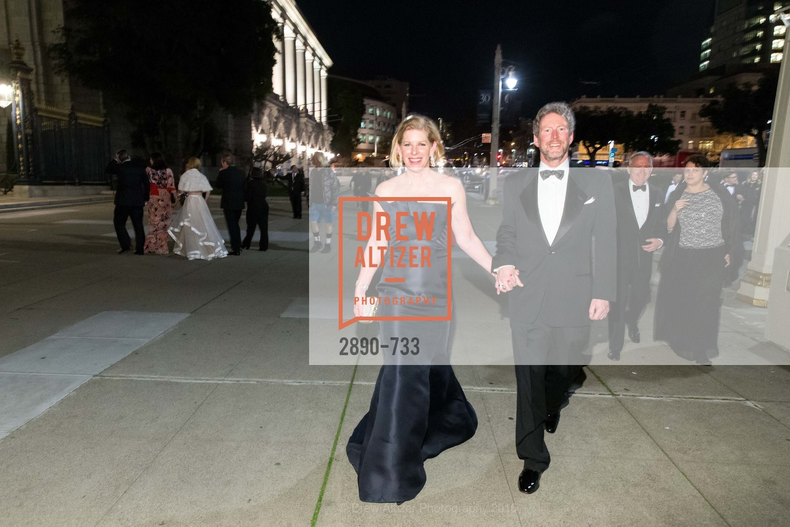 Jennifer Brandenburg, Bill Brandenburg, San Francisco Ballet 2016 Opening Night Gala, San Francisco City Hall. 1 Dr Carlton B Goodlett Pl, January 21st, 2016,Drew Altizer, Drew Altizer Photography, full-service event agency, private events, San Francisco photographer, photographer California