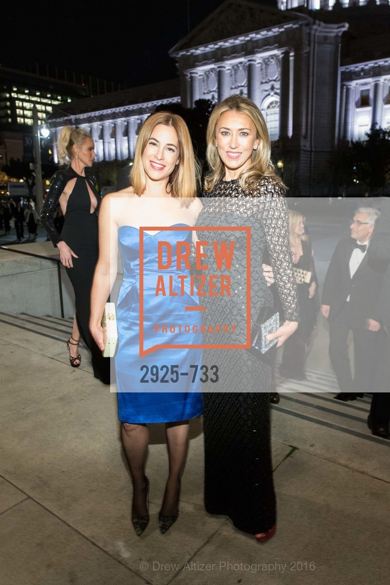 Alison Pincus, Juliet de Baubigny, San Francisco Ballet 2016 Opening Night Gala, San Francisco City Hall. 1 Dr Carlton B Goodlett Pl, January 21st, 2016,Drew Altizer, Drew Altizer Photography, full-service event agency, private events, San Francisco photographer, photographer California
