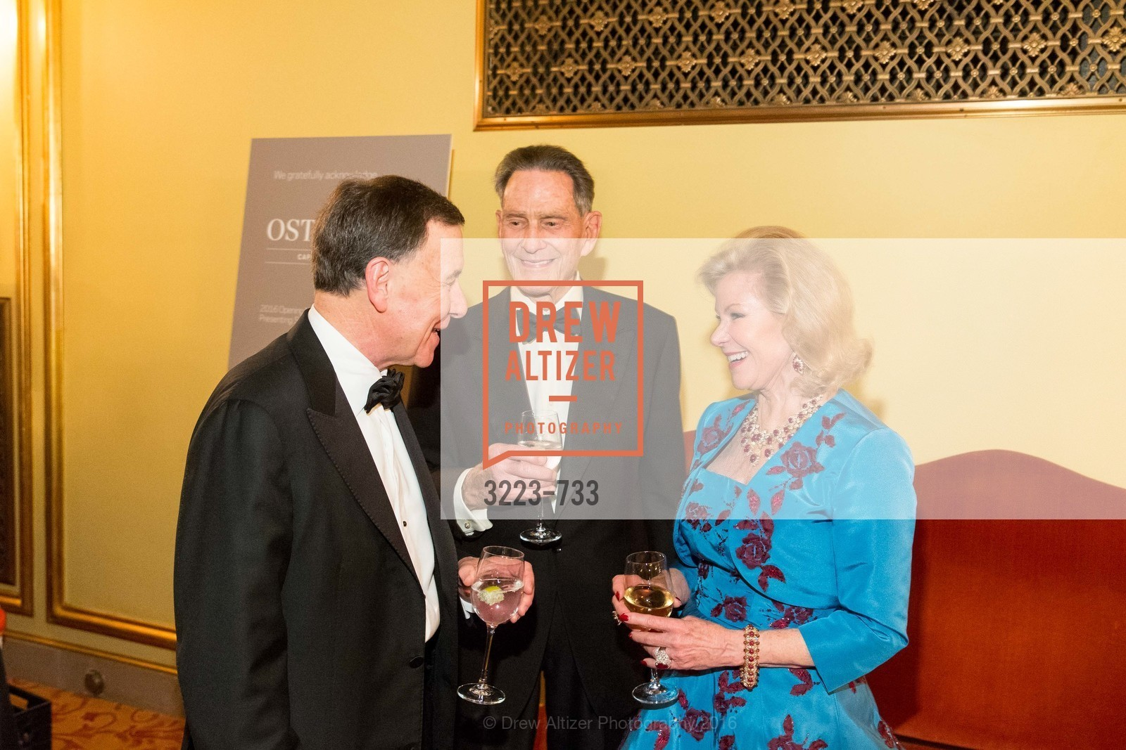 Carl Pascarella, Dede Wilsey, San Francisco Ballet 2016 Opening Night Gala, San Francisco City Hall. 1 Dr Carlton B Goodlett Pl, January 21st, 2016,Drew Altizer, Drew Altizer Photography, full-service agency, private events, San Francisco photographer, photographer california