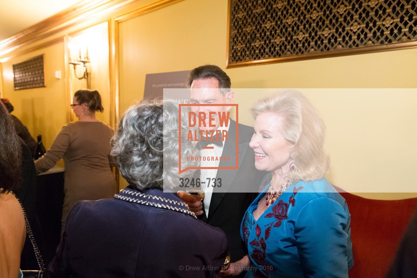 Dede Wilsey, San Francisco Ballet 2016 Opening Night Gala, San Francisco City Hall. 1 Dr Carlton B Goodlett Pl, January 21st, 2016,Drew Altizer, Drew Altizer Photography, full-service agency, private events, San Francisco photographer, photographer california