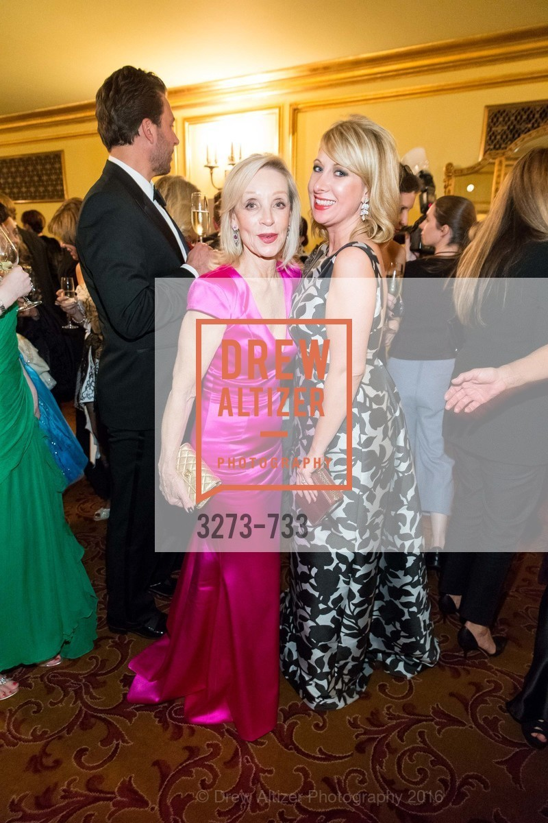 Barbara Brown, Jennifer Mancuso, San Francisco Ballet 2016 Opening Night Gala, San Francisco City Hall. 1 Dr Carlton B Goodlett Pl, January 21st, 2016,Drew Altizer, Drew Altizer Photography, full-service agency, private events, San Francisco photographer, photographer california