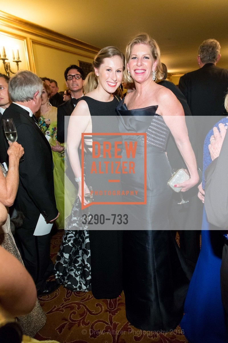 Alexandra Brandenburg, Jennifer Brandenburg, San Francisco Ballet 2016 Opening Night Gala, San Francisco City Hall. 1 Dr Carlton B Goodlett Pl, January 21st, 2016,Drew Altizer, Drew Altizer Photography, full-service agency, private events, San Francisco photographer, photographer california