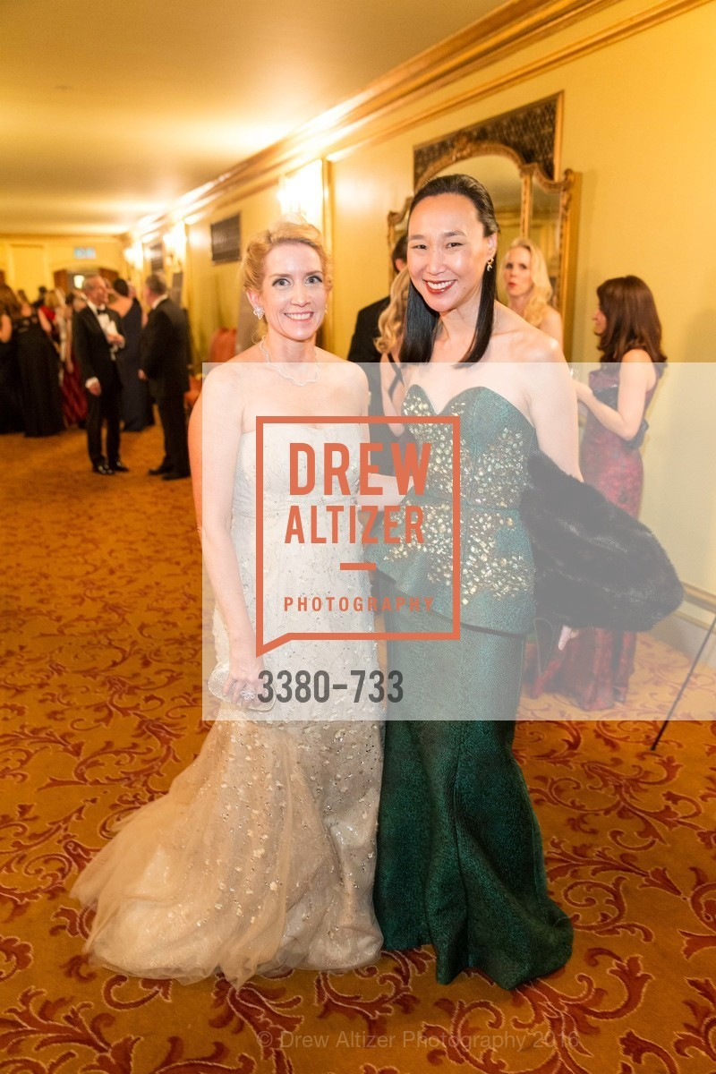 Jennifer Walske, Carolyn Chang, San Francisco Ballet 2016 Opening Night Gala, San Francisco City Hall. 1 Dr Carlton B Goodlett Pl, January 21st, 2016,Drew Altizer, Drew Altizer Photography, full-service agency, private events, San Francisco photographer, photographer california