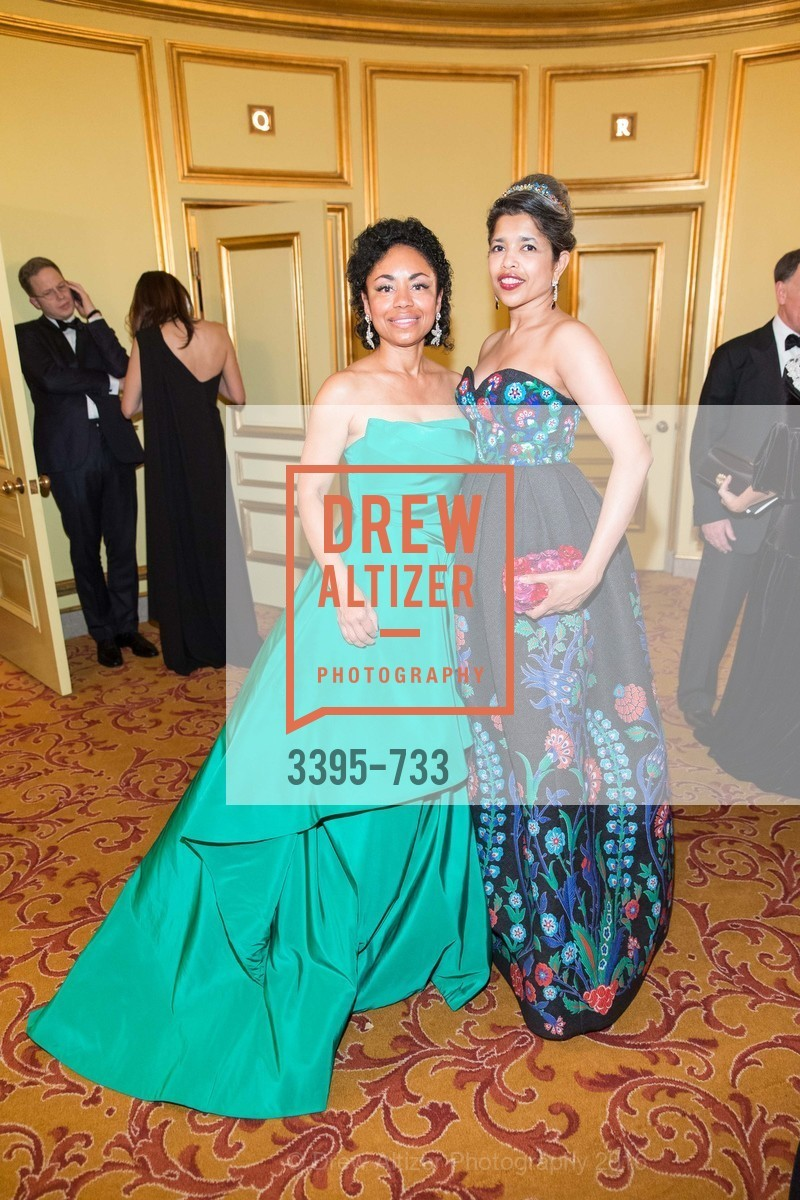 Tanya Powell, Deepa Pakianathan, San Francisco Ballet 2016 Opening Night Gala, San Francisco City Hall. 1 Dr Carlton B Goodlett Pl, January 21st, 2016,Drew Altizer, Drew Altizer Photography, full-service agency, private events, San Francisco photographer, photographer california