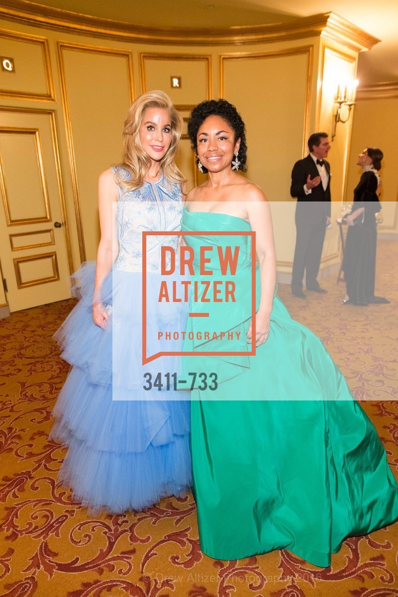 Paula Carano, Tanya Powell, San Francisco Ballet 2016 Opening Night Gala, San Francisco City Hall. 1 Dr Carlton B Goodlett Pl, January 21st, 2016,Drew Altizer, Drew Altizer Photography, full-service agency, private events, San Francisco photographer, photographer california