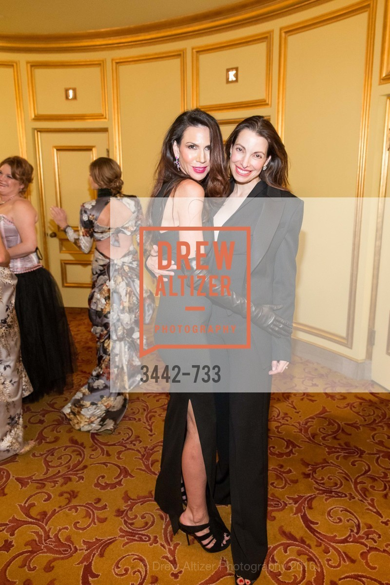 Nicole Curan, Shannon Bavarro, San Francisco Ballet 2016 Opening Night Gala, San Francisco City Hall. 1 Dr Carlton B Goodlett Pl, January 21st, 2016,Drew Altizer, Drew Altizer Photography, full-service agency, private events, San Francisco photographer, photographer california