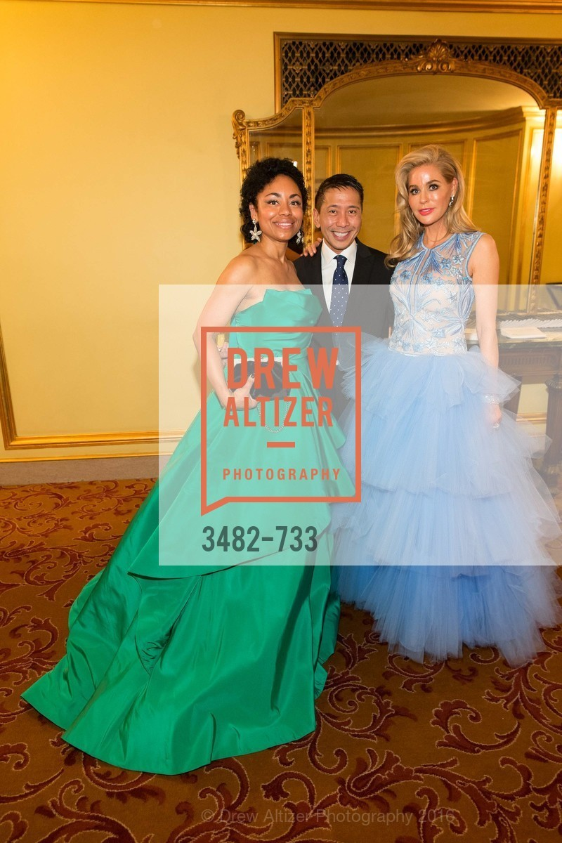 Tanya Powell, Fermin Nasol, Paula Carano, San Francisco Ballet 2016 Opening Night Gala, San Francisco City Hall. 1 Dr Carlton B Goodlett Pl, January 21st, 2016,Drew Altizer, Drew Altizer Photography, full-service agency, private events, San Francisco photographer, photographer california