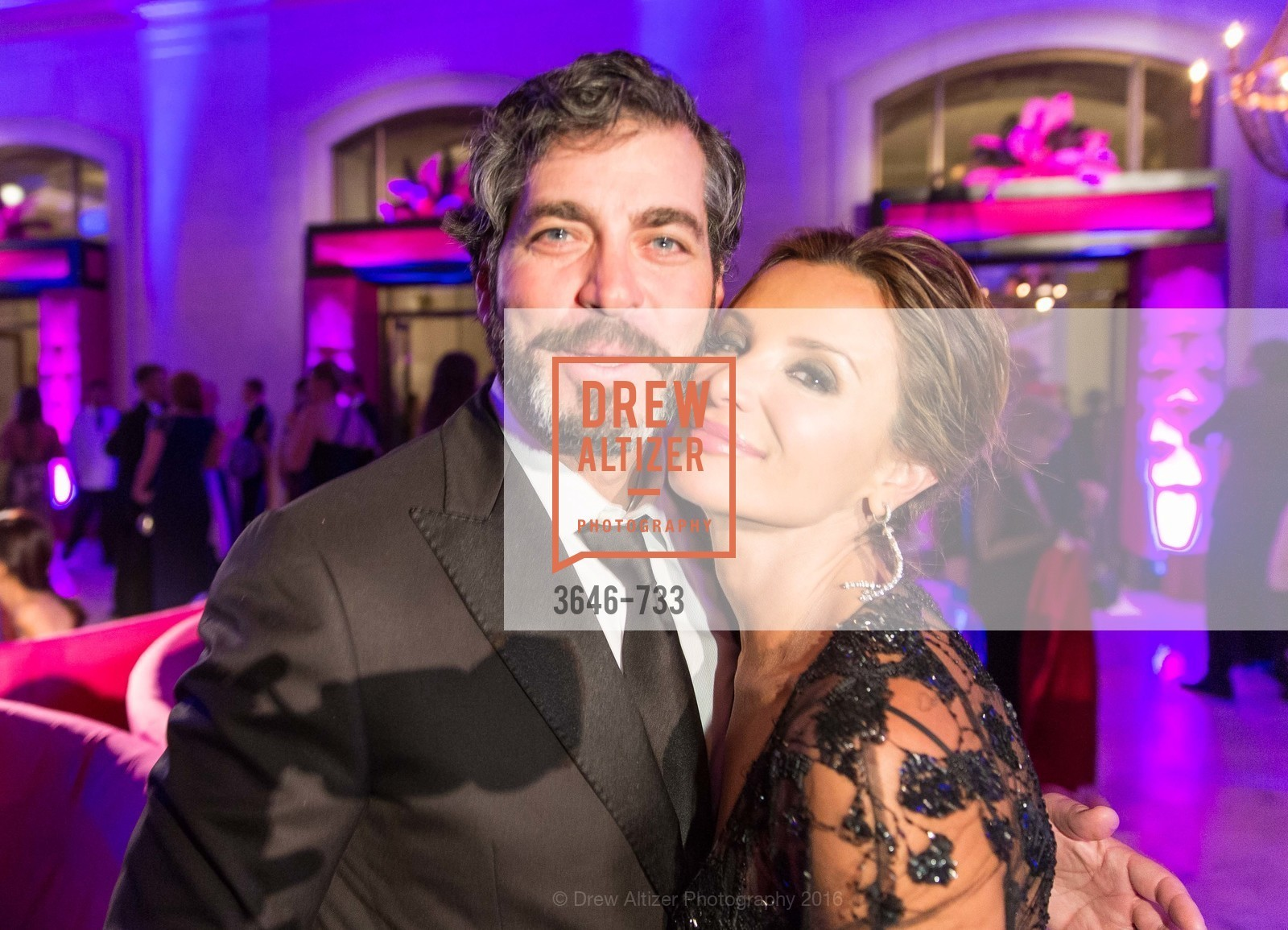 Keith Ross, Claudia Ross, San Francisco Ballet 2016 Opening Night Gala, San Francisco City Hall. 1 Dr Carlton B Goodlett Pl, January 21st, 2016,Drew Altizer, Drew Altizer Photography, full-service event agency, private events, San Francisco photographer, photographer California