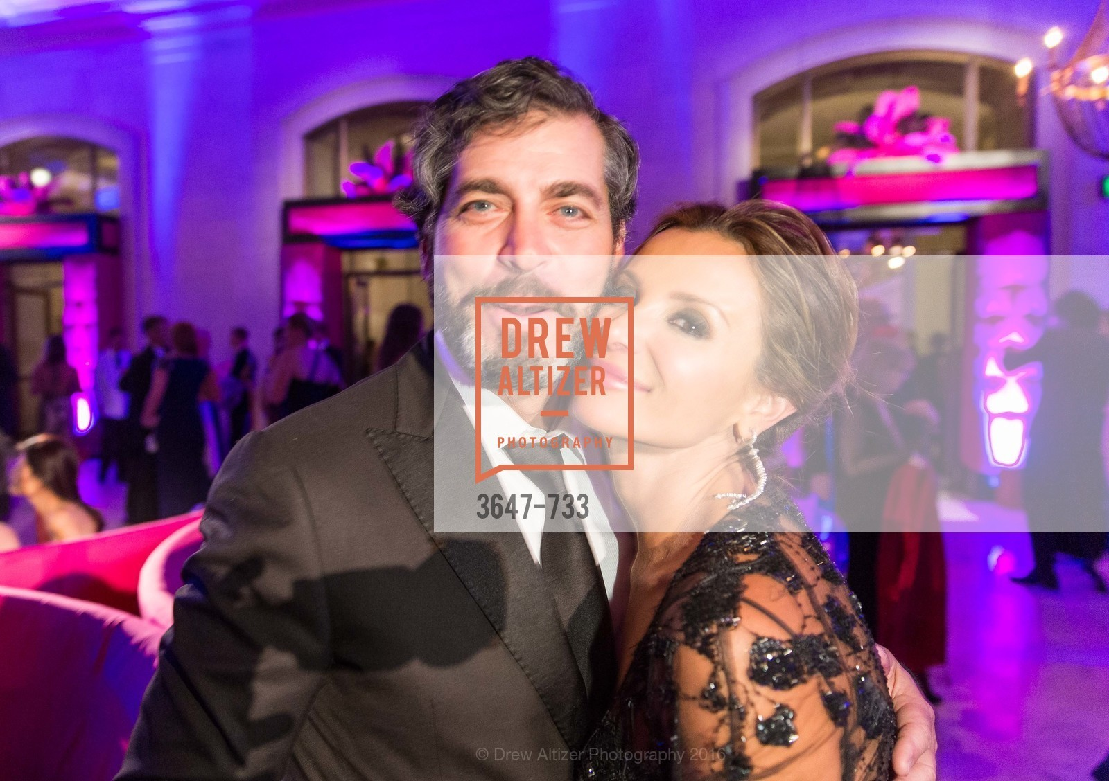 Keith Ross, Claudia Ross, San Francisco Ballet 2016 Opening Night Gala, San Francisco City Hall. 1 Dr Carlton B Goodlett Pl, January 21st, 2016,Drew Altizer, Drew Altizer Photography, full-service agency, private events, San Francisco photographer, photographer california