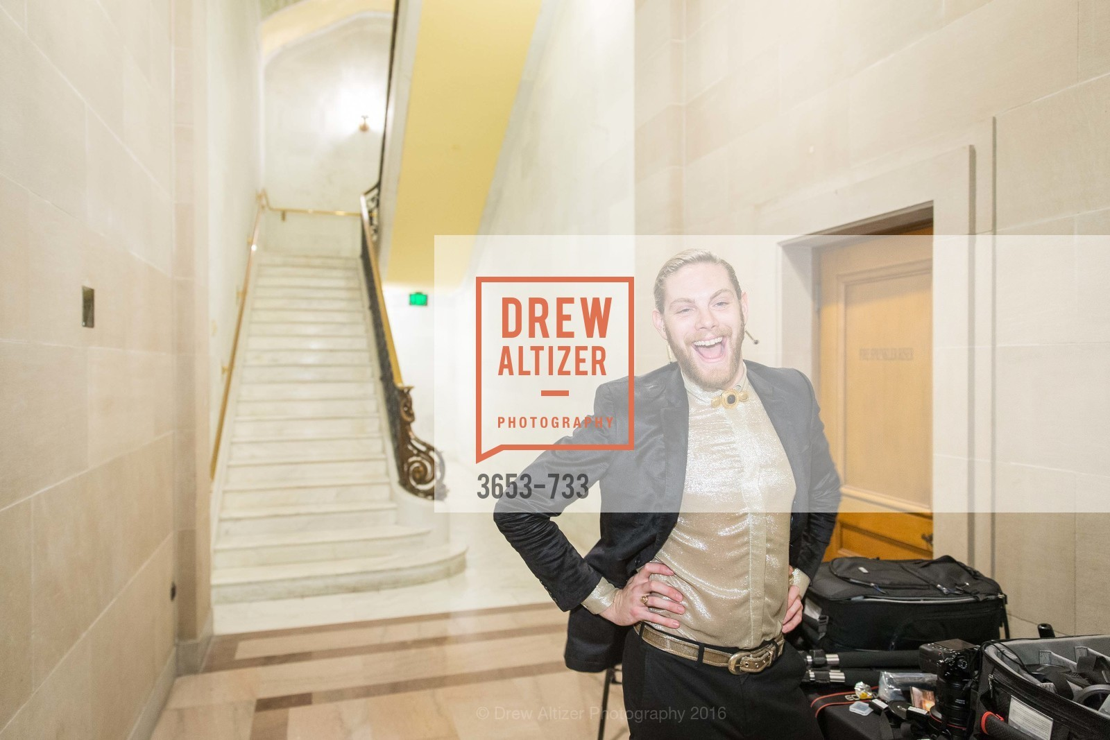 Dj, San Francisco Ballet 2016 Opening Night Gala, San Francisco City Hall. 1 Dr Carlton B Goodlett Pl, January 21st, 2016,Drew Altizer, Drew Altizer Photography, full-service agency, private events, San Francisco photographer, photographer california