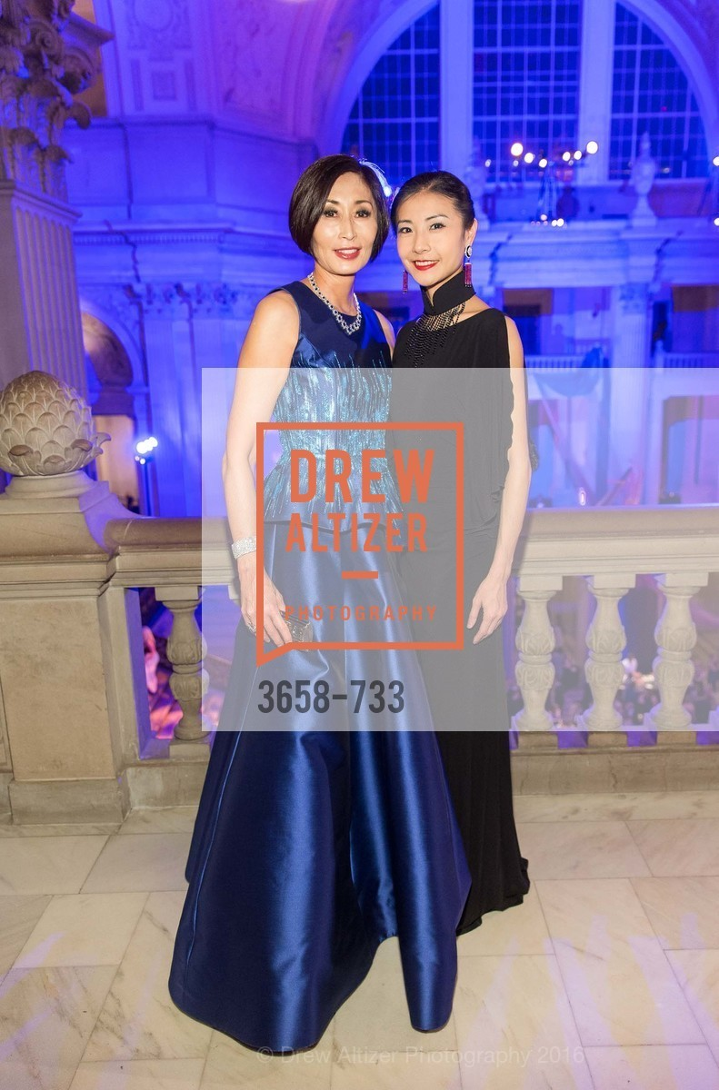 Yurie Pascarella, Yuan Yuan Tan, San Francisco Ballet 2016 Opening Night Gala, San Francisco City Hall. 1 Dr Carlton B Goodlett Pl, January 21st, 2016,Drew Altizer, Drew Altizer Photography, full-service agency, private events, San Francisco photographer, photographer california