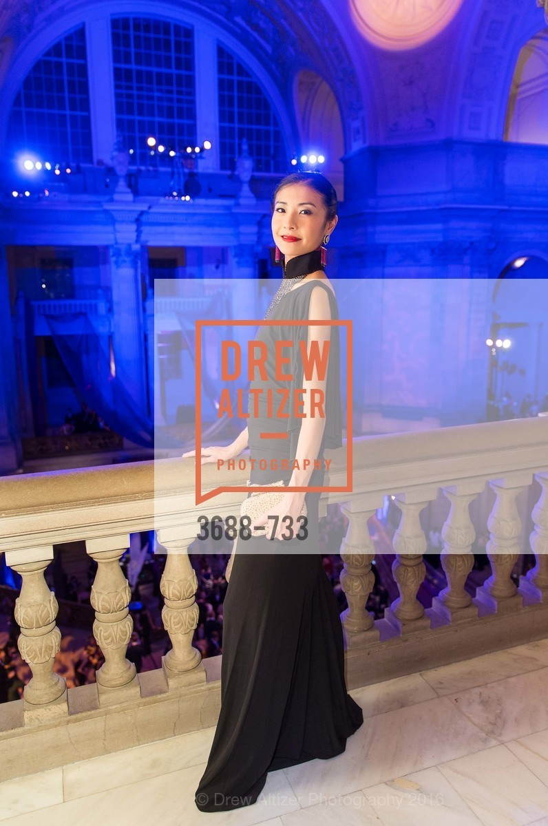 Yuan Yuan Tan, San Francisco Ballet 2016 Opening Night Gala, San Francisco City Hall. 1 Dr Carlton B Goodlett Pl, January 21st, 2016,Drew Altizer, Drew Altizer Photography, full-service agency, private events, San Francisco photographer, photographer california