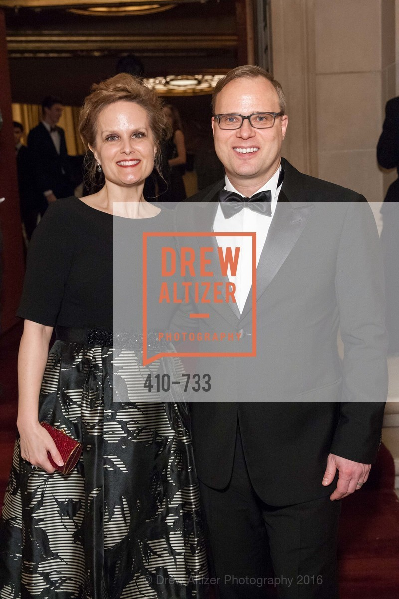 Adrienne Ebert, Andreas Duberg, San Francisco Ballet 2016 Opening Night Gala, San Francisco City Hall. 1 Dr Carlton B Goodlett Pl, January 21st, 2016,Drew Altizer, Drew Altizer Photography, full-service agency, private events, San Francisco photographer, photographer california