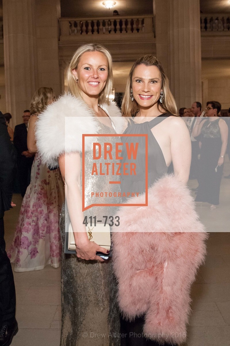 Jessie Black, Valeria Caveney, San Francisco Ballet 2016 Opening Night Gala, San Francisco City Hall. 1 Dr Carlton B Goodlett Pl, January 21st, 2016,Drew Altizer, Drew Altizer Photography, full-service agency, private events, San Francisco photographer, photographer california