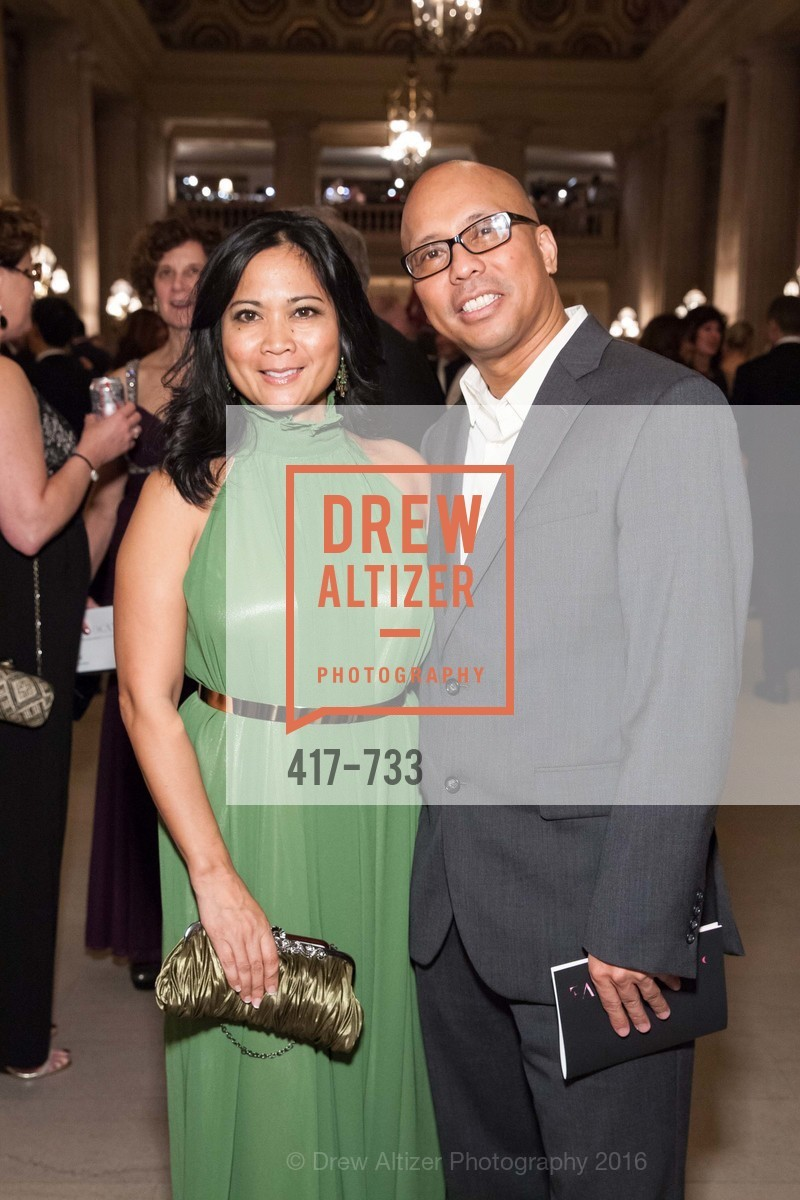 Christy Aweau, Ramil Maglalang, San Francisco Ballet 2016 Opening Night Gala, San Francisco City Hall. 1 Dr Carlton B Goodlett Pl, January 21st, 2016,Drew Altizer, Drew Altizer Photography, full-service agency, private events, San Francisco photographer, photographer california