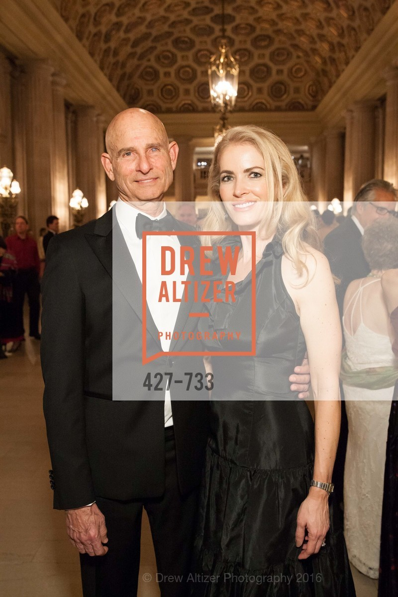 Debbie Menaged, Mitch Menaged, San Francisco Ballet 2016 Opening Night Gala, San Francisco City Hall. 1 Dr Carlton B Goodlett Pl, January 21st, 2016,Drew Altizer, Drew Altizer Photography, full-service agency, private events, San Francisco photographer, photographer california