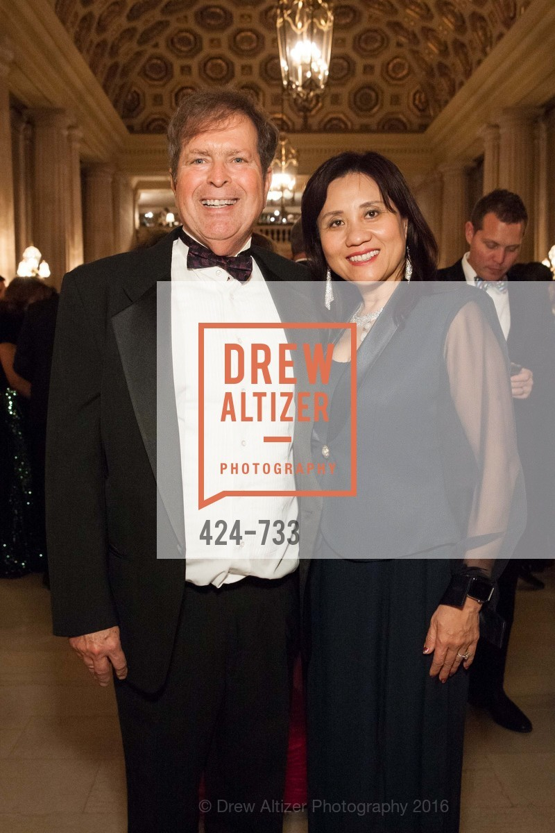 Steve Grubb, Nicki Fung, San Francisco Ballet 2016 Opening Night Gala, San Francisco City Hall. 1 Dr Carlton B Goodlett Pl, January 21st, 2016,Drew Altizer, Drew Altizer Photography, full-service agency, private events, San Francisco photographer, photographer california