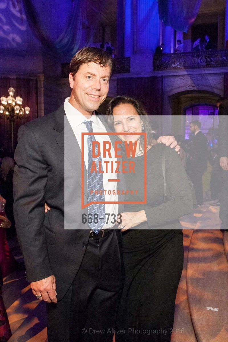 David Collins, Trish Collins, San Francisco Ballet 2016 Opening Night Gala, San Francisco City Hall. 1 Dr Carlton B Goodlett Pl, January 21st, 2016,Drew Altizer, Drew Altizer Photography, full-service agency, private events, San Francisco photographer, photographer california