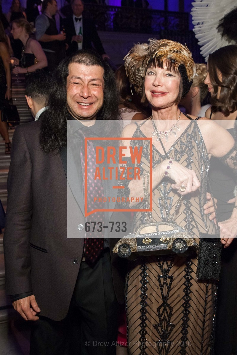 Dave Kong, Sheila Ash, San Francisco Ballet 2016 Opening Night Gala, San Francisco City Hall. 1 Dr Carlton B Goodlett Pl, January 21st, 2016,Drew Altizer, Drew Altizer Photography, full-service event agency, private events, San Francisco photographer, photographer California