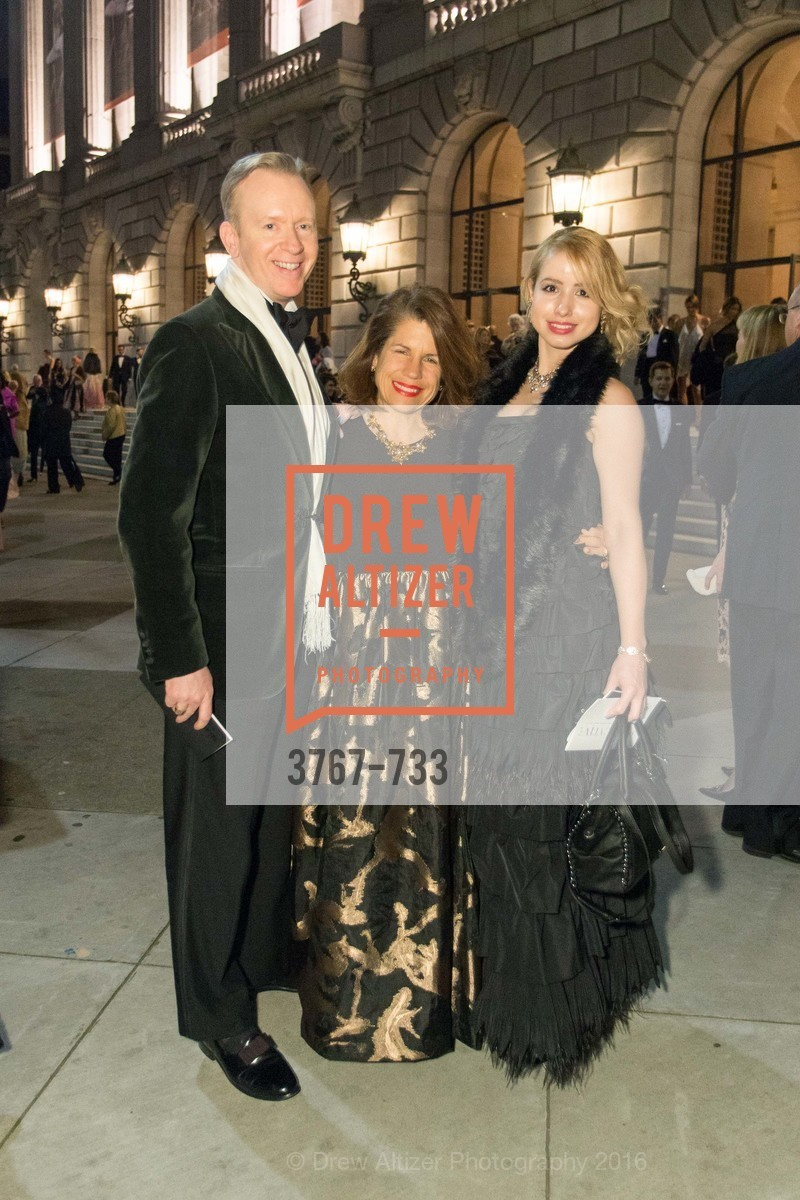 David Zyla, Valerie Kippen, Pamela Duggan, San Francisco Ballet 2016 Opening Night Gala, San Francisco City Hall. 1 Dr Carlton B Goodlett Pl, January 21st, 2016,Drew Altizer, Drew Altizer Photography, full-service agency, private events, San Francisco photographer, photographer california
