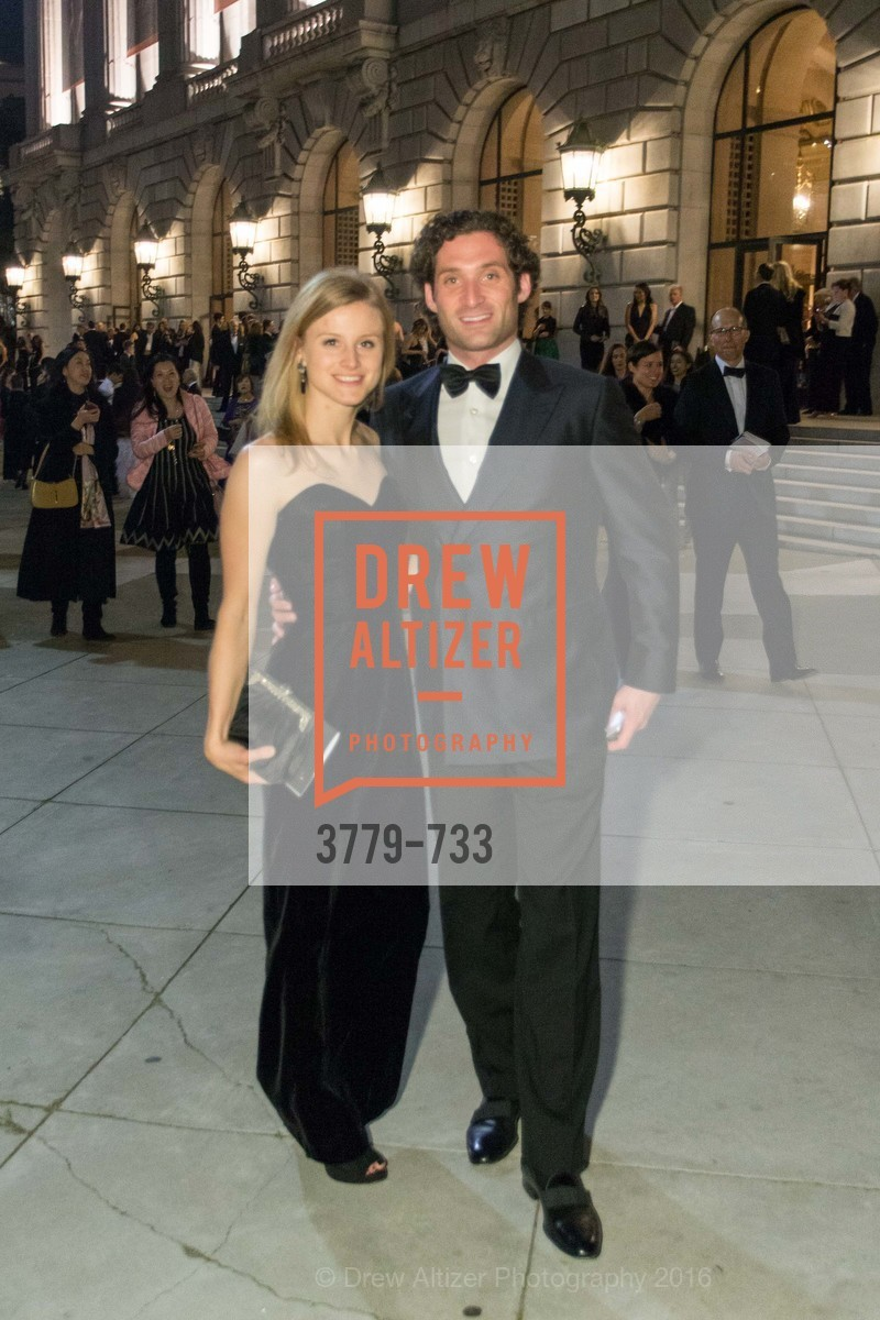 Hannah Vastevic, Justin Fichelson, San Francisco Ballet 2016 Opening Night Gala, San Francisco City Hall. 1 Dr Carlton B Goodlett Pl, January 21st, 2016,Drew Altizer, Drew Altizer Photography, full-service agency, private events, San Francisco photographer, photographer california