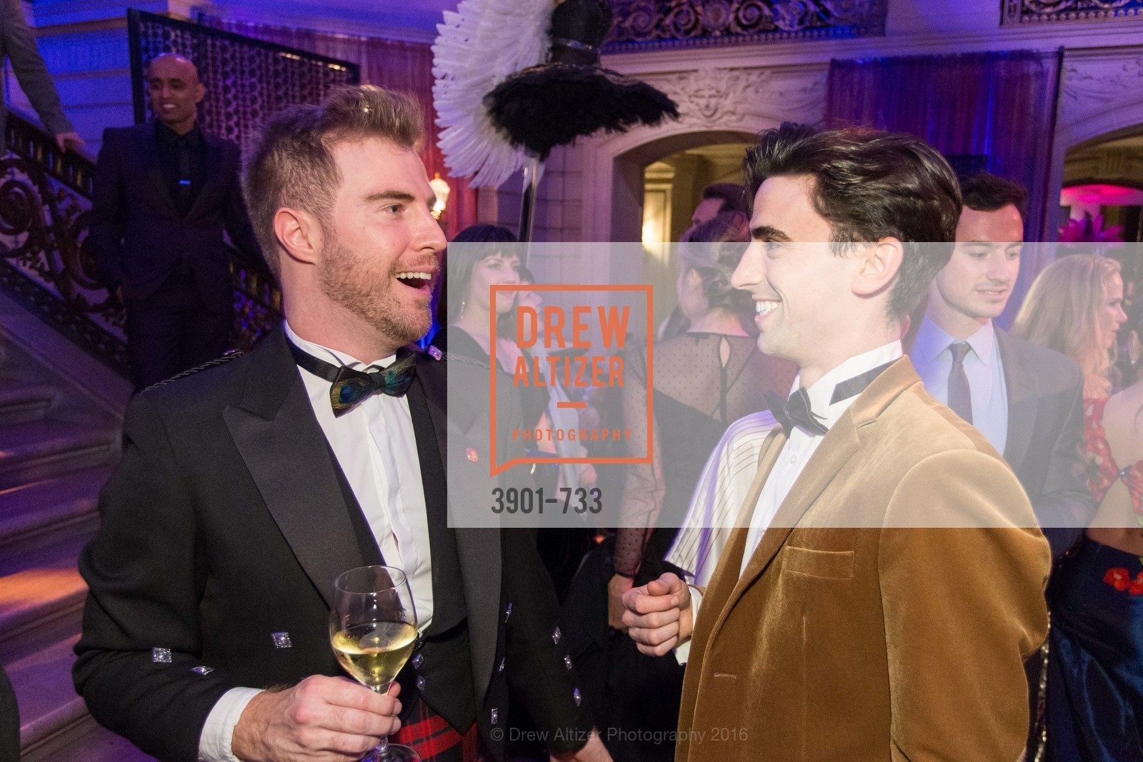 Matthew Kimball, San Francisco Ballet 2016 Opening Night Gala, San Francisco City Hall. 1 Dr Carlton B Goodlett Pl, January 21st, 2016,Drew Altizer, Drew Altizer Photography, full-service agency, private events, San Francisco photographer, photographer california
