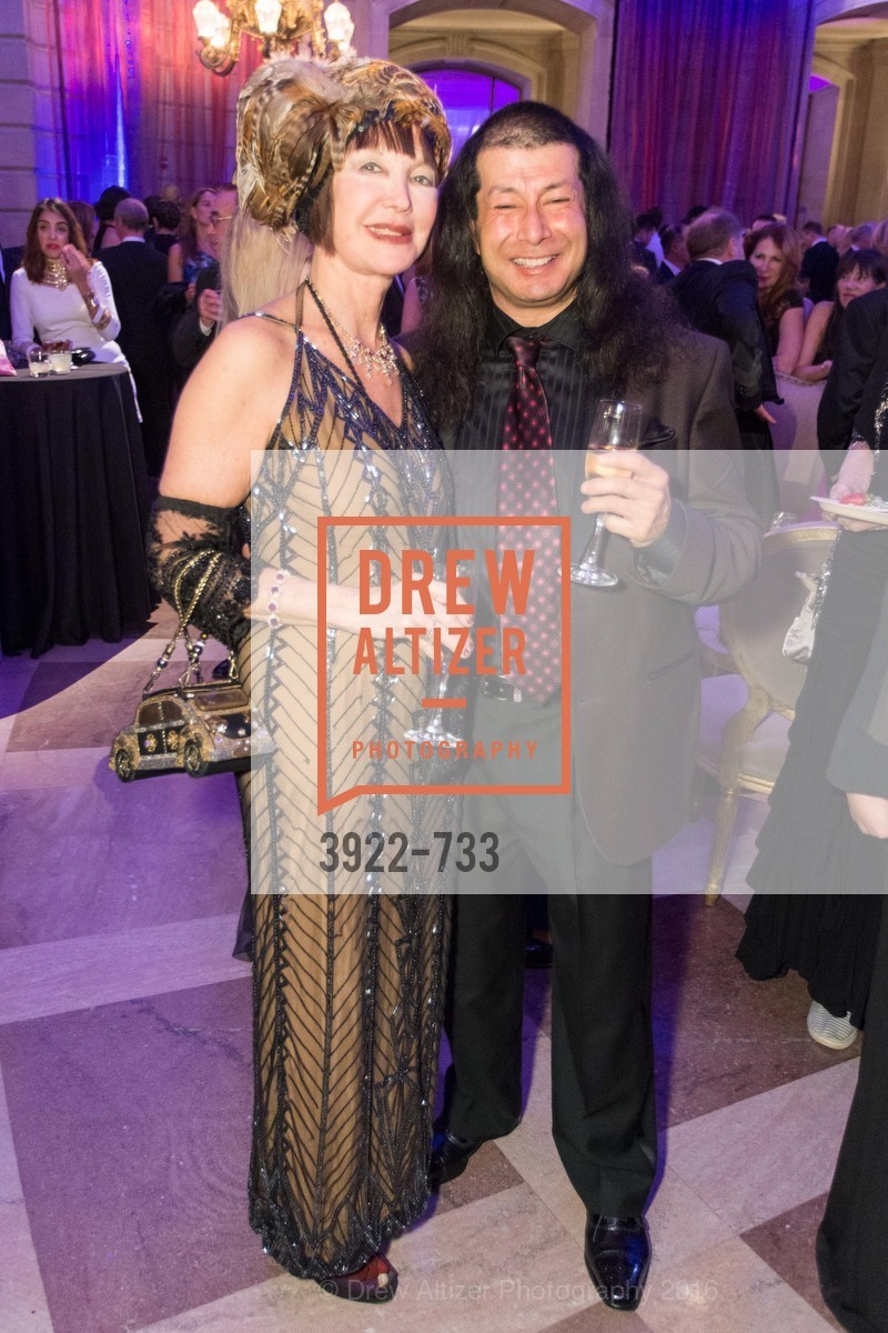 Sheila Ash, Dave Kong, San Francisco Ballet 2016 Opening Night Gala, San Francisco City Hall. 1 Dr Carlton B Goodlett Pl, January 21st, 2016,Drew Altizer, Drew Altizer Photography, full-service agency, private events, San Francisco photographer, photographer california