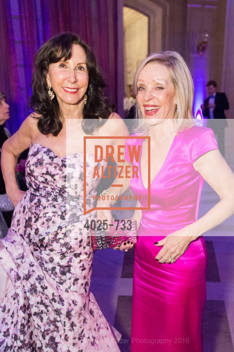 Carolyn Chandler, Barbara Brown, San Francisco Ballet 2016 Opening Night Gala, San Francisco City Hall. 1 Dr Carlton B Goodlett Pl, January 21st, 2016,Drew Altizer, Drew Altizer Photography, full-service agency, private events, San Francisco photographer, photographer california