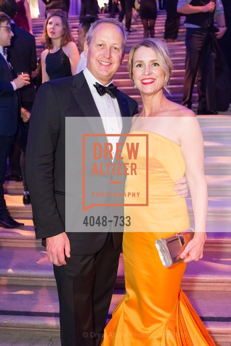 Mark Dempster, Kim Dempster, San Francisco Ballet 2016 Opening Night Gala, San Francisco City Hall. 1 Dr Carlton B Goodlett Pl, January 21st, 2016,Drew Altizer, Drew Altizer Photography, full-service agency, private events, San Francisco photographer, photographer california