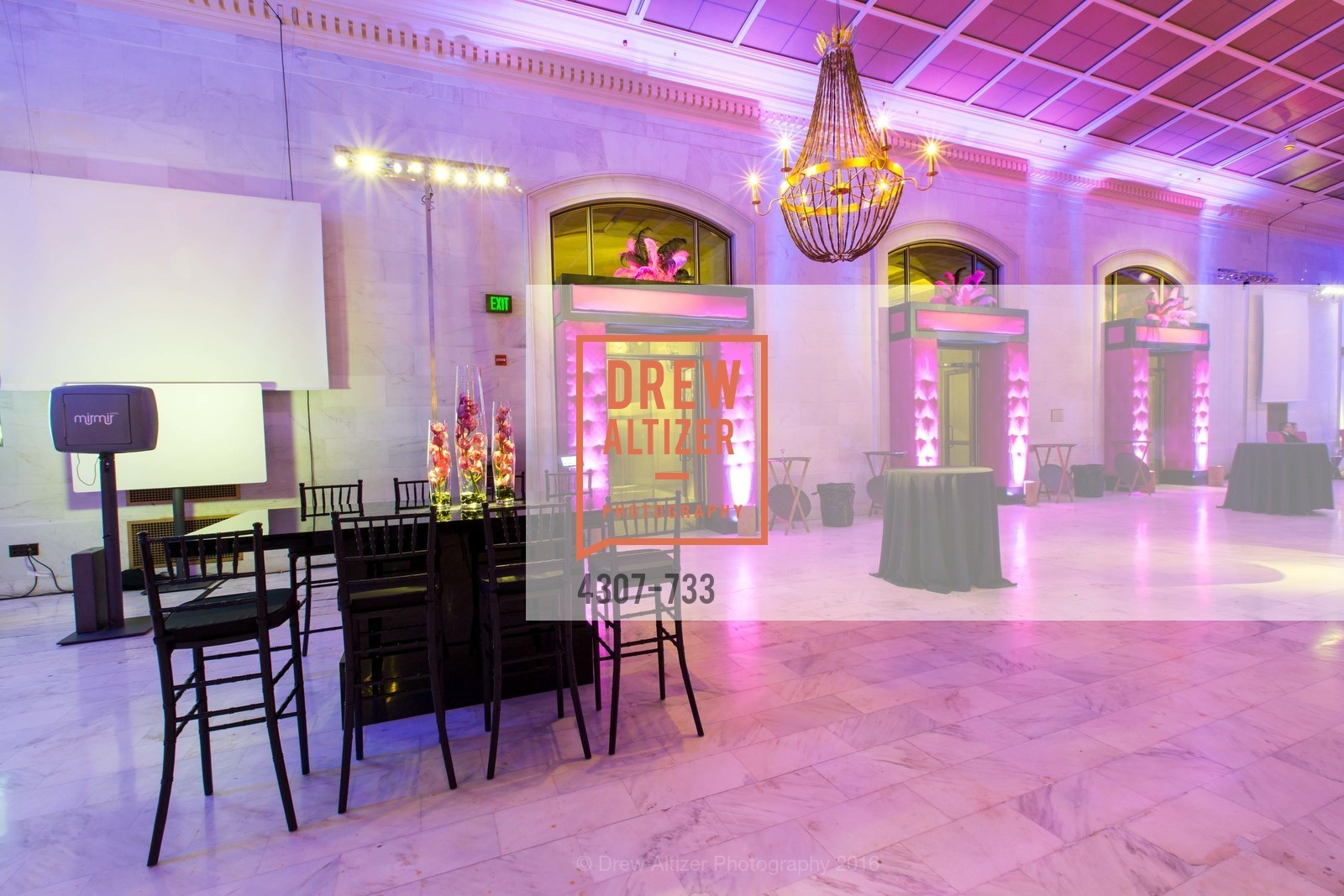 Atmosphere, San Francisco Ballet 2016 Opening Night Gala, San Francisco City Hall. 1 Dr Carlton B Goodlett Pl, January 21st, 2016