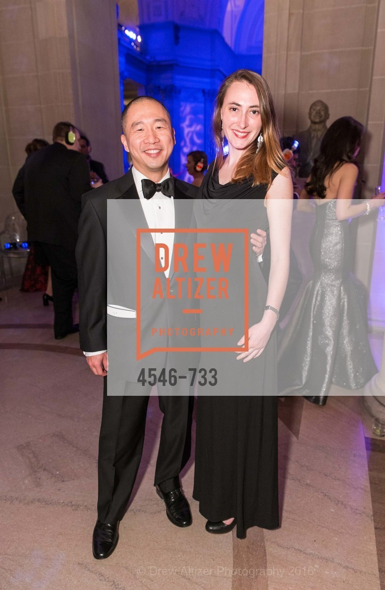 Jimmy Ho, Emily Doherty, San Francisco Ballet 2016 Opening Night Gala, San Francisco City Hall. 1 Dr Carlton B Goodlett Pl, January 21st, 2016,Drew Altizer, Drew Altizer Photography, full-service agency, private events, San Francisco photographer, photographer california