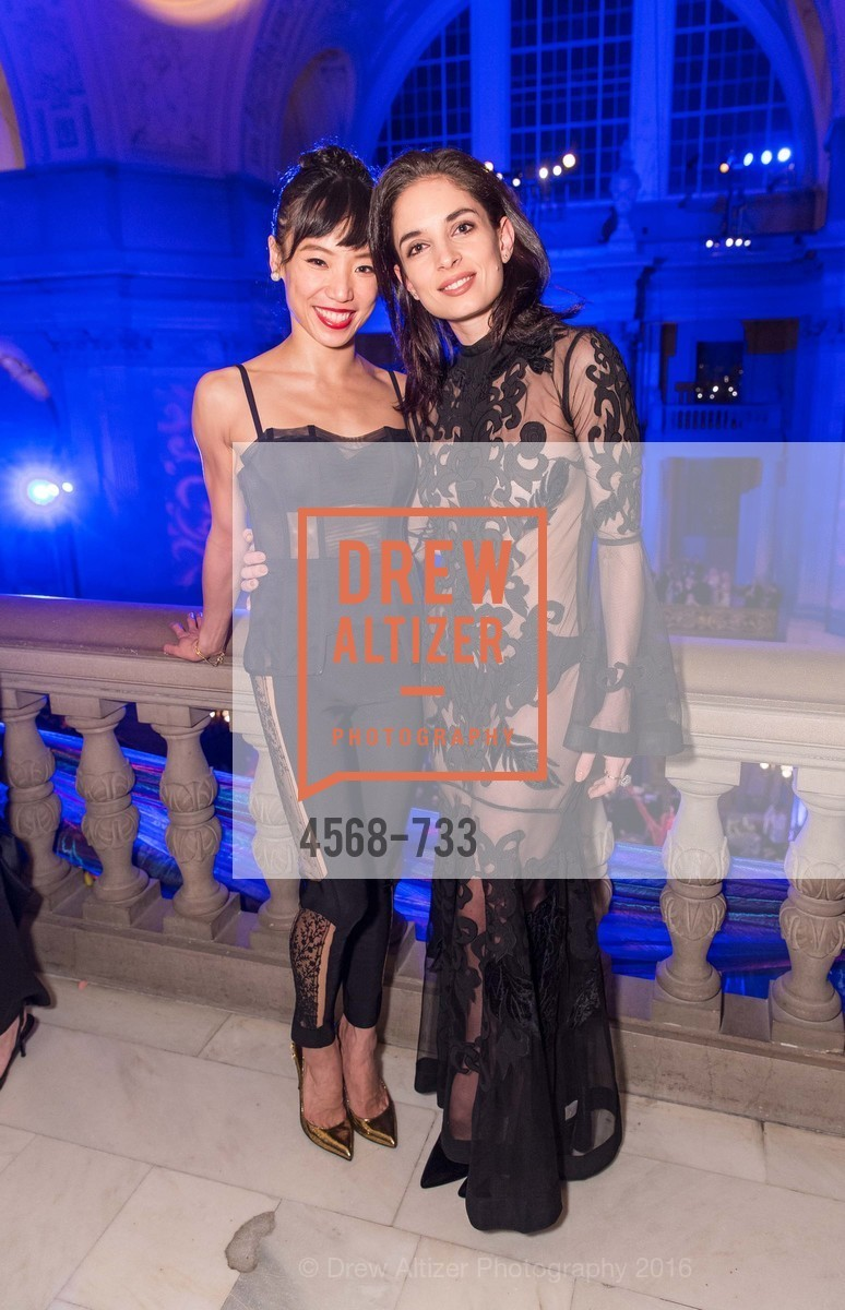 Frances Chung, Dores Andre, San Francisco Ballet 2016 Opening Night Gala, San Francisco City Hall. 1 Dr Carlton B Goodlett Pl, January 21st, 2016,Drew Altizer, Drew Altizer Photography, full-service agency, private events, San Francisco photographer, photographer california