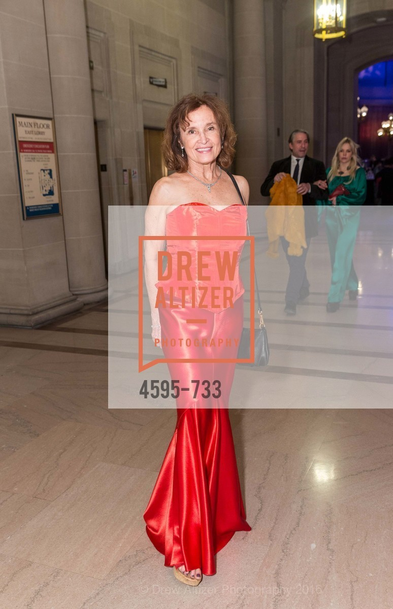 Kathy Selleck, San Francisco Ballet 2016 Opening Night Gala, San Francisco City Hall. 1 Dr Carlton B Goodlett Pl, January 21st, 2016,Drew Altizer, Drew Altizer Photography, full-service event agency, private events, San Francisco photographer, photographer California