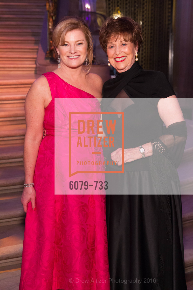 Renee Rodman, Suzanne Thornton, San Francisco Ballet 2016 Opening Night Gala, San Francisco City Hall. 1 Dr Carlton B Goodlett Pl, January 21st, 2016,Drew Altizer, Drew Altizer Photography, full-service agency, private events, San Francisco photographer, photographer california