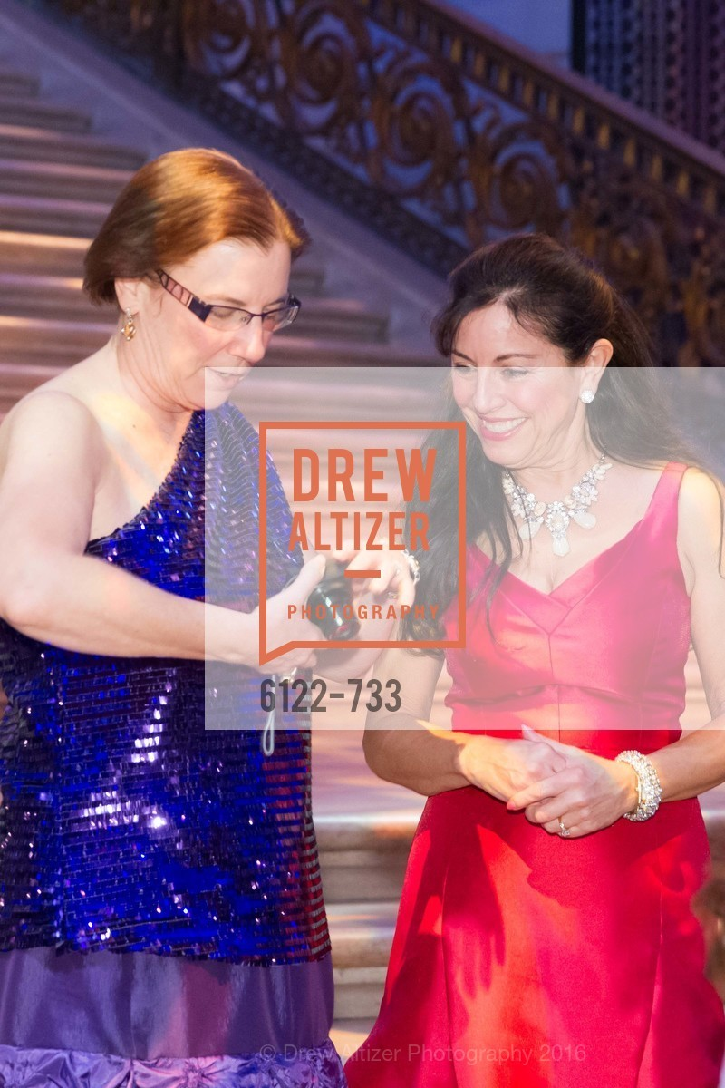 Carolyn Koenig, Donna Bachle, San Francisco Ballet 2016 Opening Night Gala, San Francisco City Hall. 1 Dr Carlton B Goodlett Pl, January 21st, 2016,Drew Altizer, Drew Altizer Photography, full-service agency, private events, San Francisco photographer, photographer california