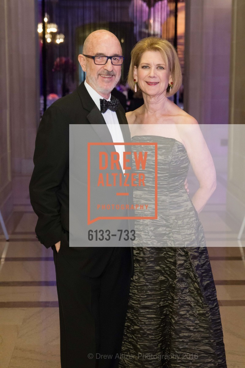 Sol Coffino, Kate Coffino, San Francisco Ballet 2016 Opening Night Gala, San Francisco City Hall. 1 Dr Carlton B Goodlett Pl, January 21st, 2016,Drew Altizer, Drew Altizer Photography, full-service agency, private events, San Francisco photographer, photographer california