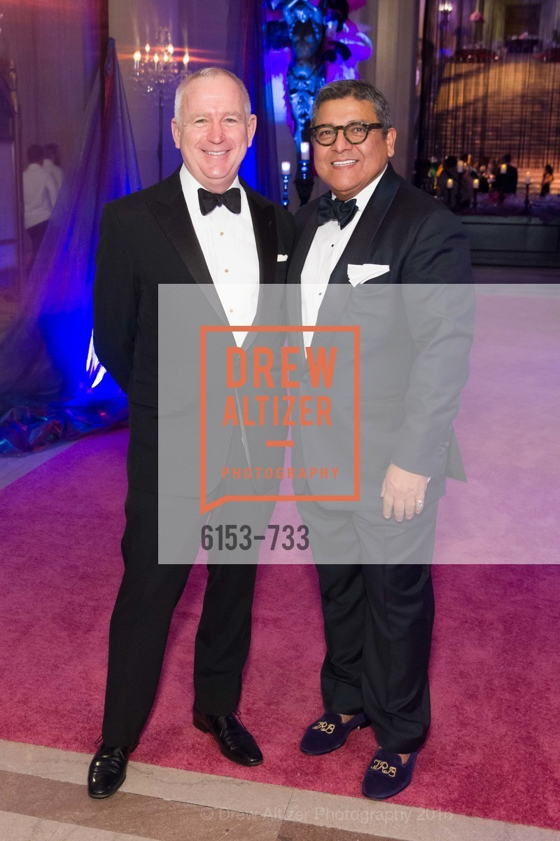 Glenn McCoy, Riccardo Benavides, San Francisco Ballet 2016 Opening Night Gala, San Francisco City Hall. 1 Dr Carlton B Goodlett Pl, January 21st, 2016,Drew Altizer, Drew Altizer Photography, full-service agency, private events, San Francisco photographer, photographer california