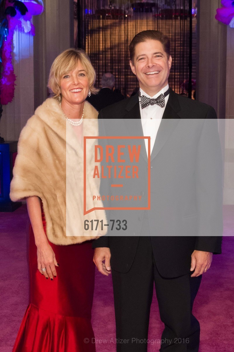 Debbie Lomas, Brad Lomas, San Francisco Ballet 2016 Opening Night Gala, San Francisco City Hall. 1 Dr Carlton B Goodlett Pl, January 21st, 2016,Drew Altizer, Drew Altizer Photography, full-service agency, private events, San Francisco photographer, photographer california