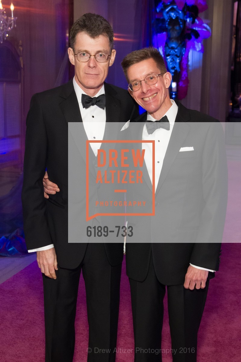 Marc Sinykin, Kevin Osinski, San Francisco Ballet 2016 Opening Night Gala, San Francisco City Hall. 1 Dr Carlton B Goodlett Pl, January 21st, 2016,Drew Altizer, Drew Altizer Photography, full-service agency, private events, San Francisco photographer, photographer california