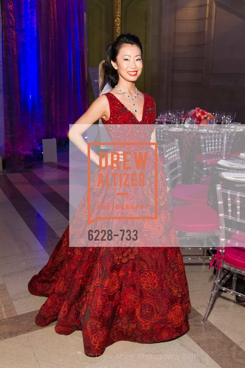 Huifen Chan, San Francisco Ballet 2016 Opening Night Gala, San Francisco City Hall. 1 Dr Carlton B Goodlett Pl, January 21st, 2016,Drew Altizer, Drew Altizer Photography, full-service agency, private events, San Francisco photographer, photographer california