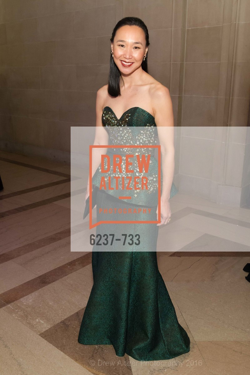 Carolyn Chang, San Francisco Ballet 2016 Opening Night Gala, San Francisco City Hall. 1 Dr Carlton B Goodlett Pl, January 21st, 2016,Drew Altizer, Drew Altizer Photography, full-service agency, private events, San Francisco photographer, photographer california