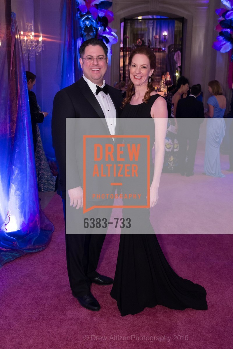 Chuck Pletcher, Sarah Granger, San Francisco Ballet 2016 Opening Night Gala, San Francisco City Hall. 1 Dr Carlton B Goodlett Pl, January 21st, 2016,Drew Altizer, Drew Altizer Photography, full-service agency, private events, San Francisco photographer, photographer california