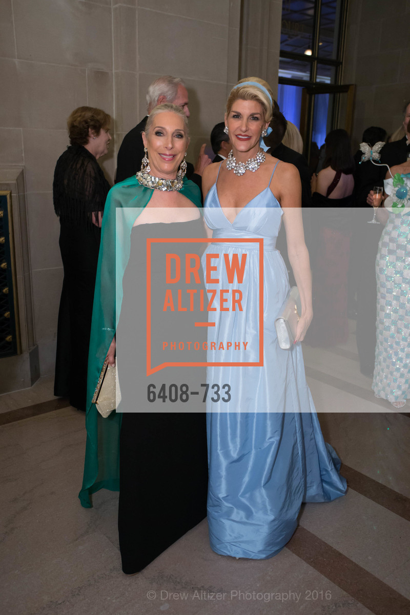 Betsy Linder, Karen Caldwell, San Francisco Ballet 2016 Opening Night Gala, San Francisco City Hall. 1 Dr Carlton B Goodlett Pl, January 21st, 2016,Drew Altizer, Drew Altizer Photography, full-service agency, private events, San Francisco photographer, photographer california
