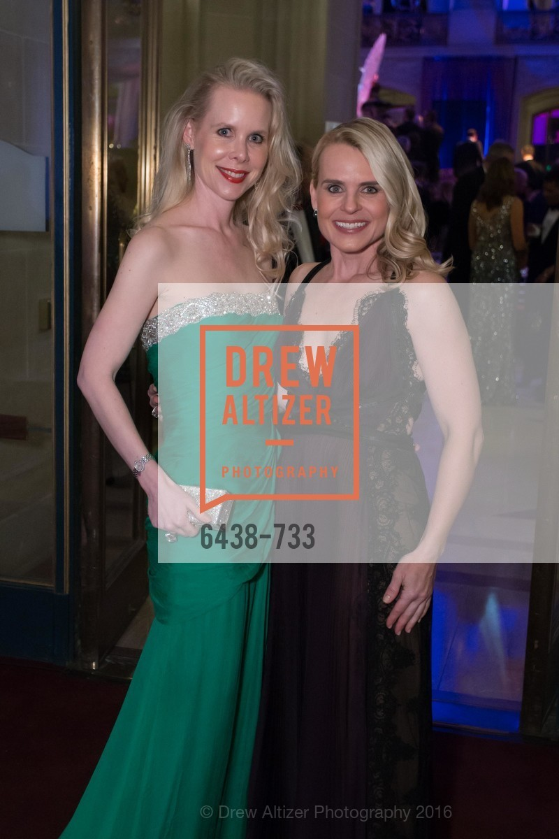 Shannon Cronan, Jane Mudge, San Francisco Ballet 2016 Opening Night Gala, San Francisco City Hall. 1 Dr Carlton B Goodlett Pl, January 21st, 2016,Drew Altizer, Drew Altizer Photography, full-service agency, private events, San Francisco photographer, photographer california